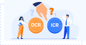 ocr and icr